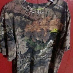 Mossy oak camo shirt